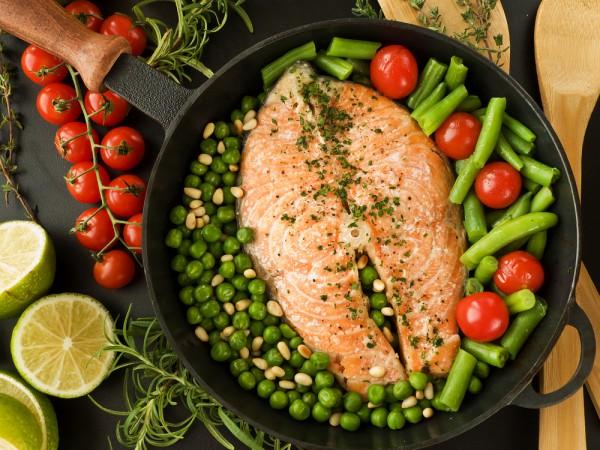 Какую рыбу можно есть на диете