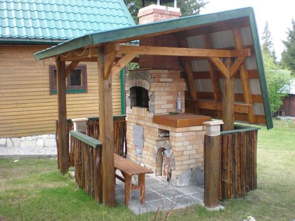 Как построить патио на даче своими руками фото 171