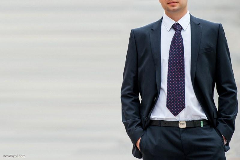 Как самой сшить галстук