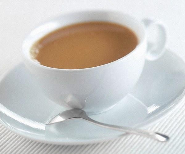 как называется чай с молоком в россии