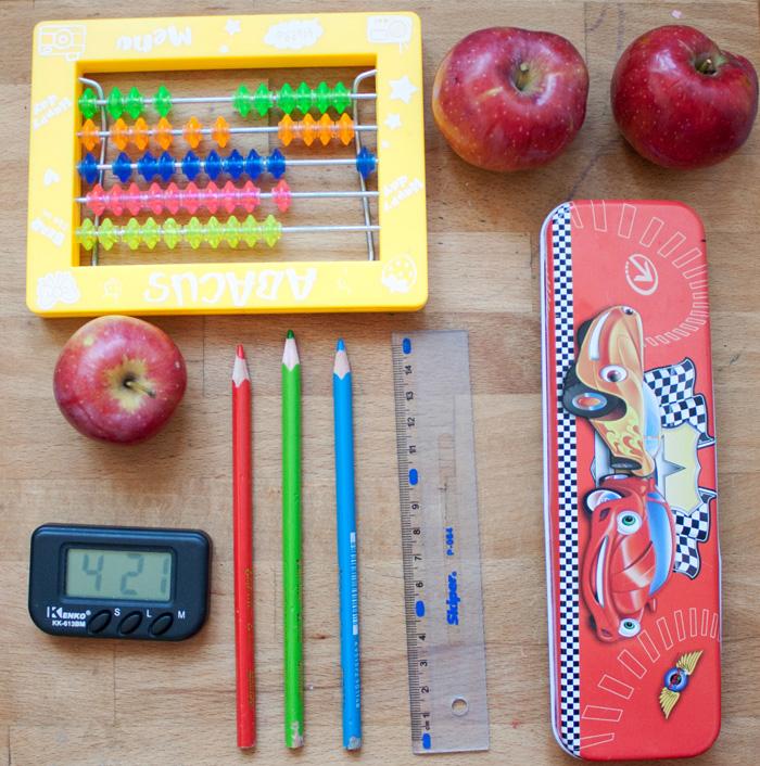 Порядок и контроль в учебе