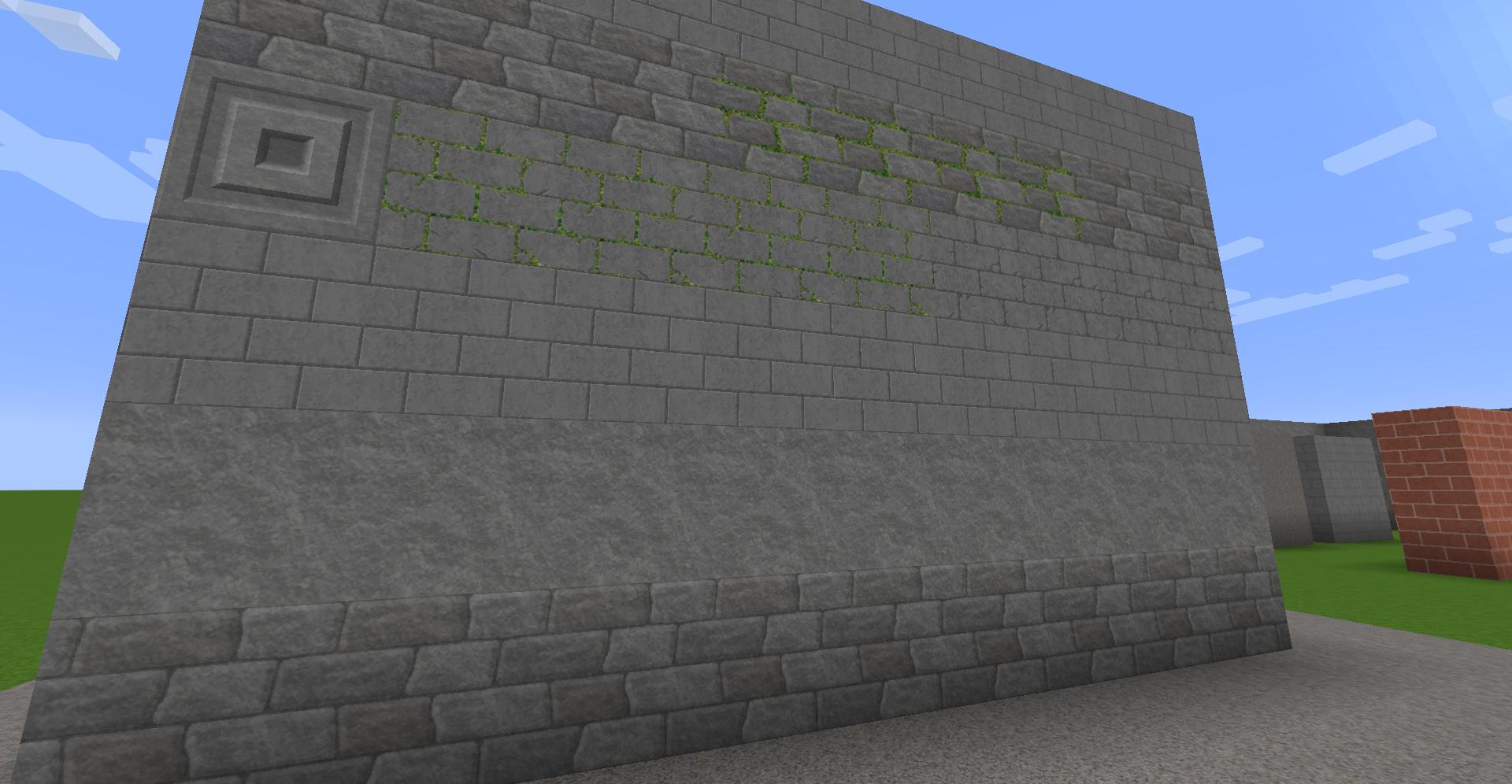 Как сделать красивые блоки в minecraft