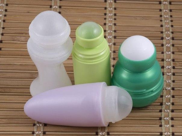 жидкий дезодорант ручной работы