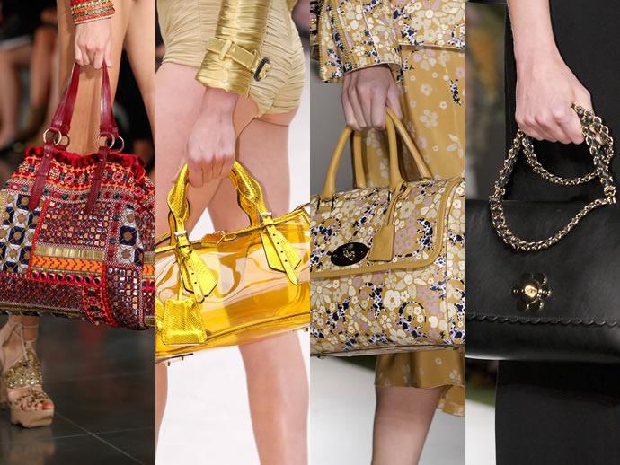 Модные сумки этого года фото