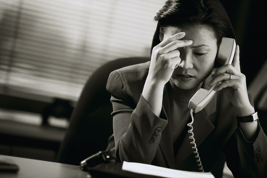 Dealing with depression at work