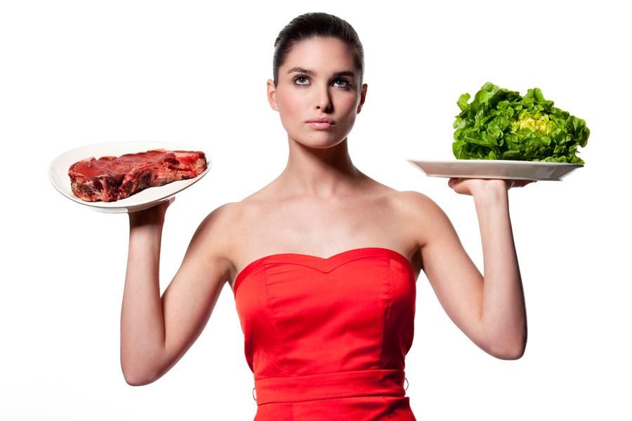 Похудение Без Мяса.