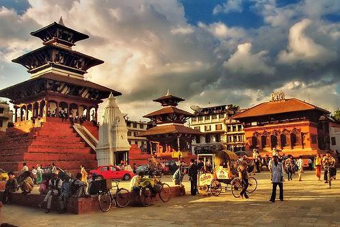 Катманду. Непал