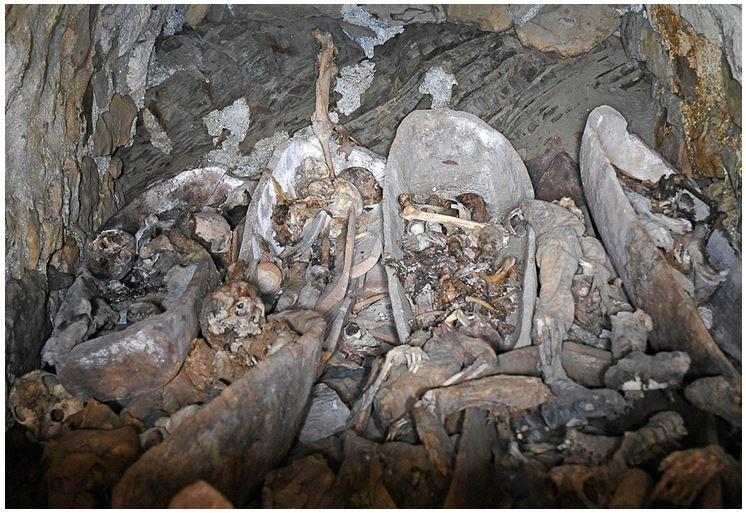 мумии Даргавса