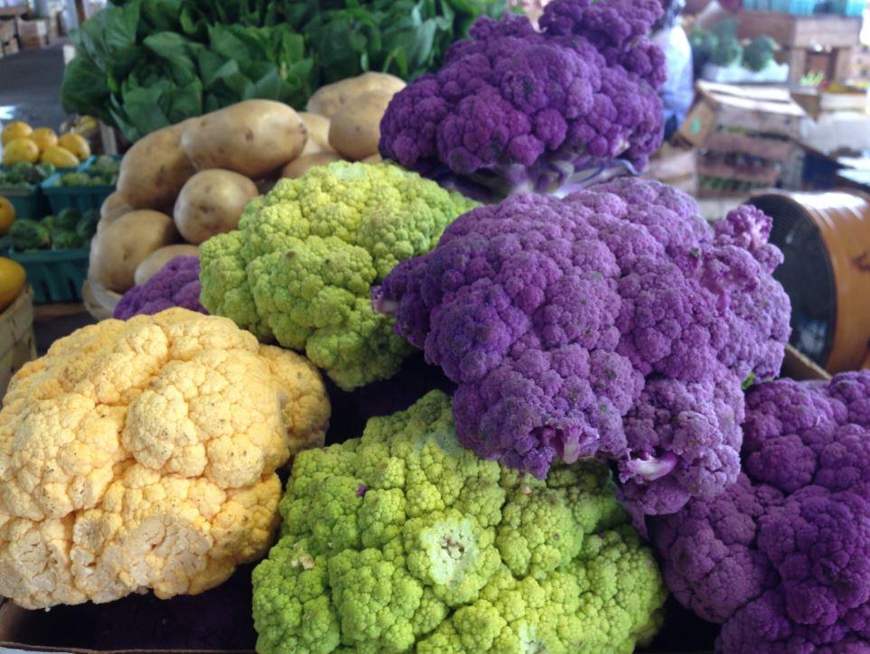 Как приготовить цветную капусту вкусно