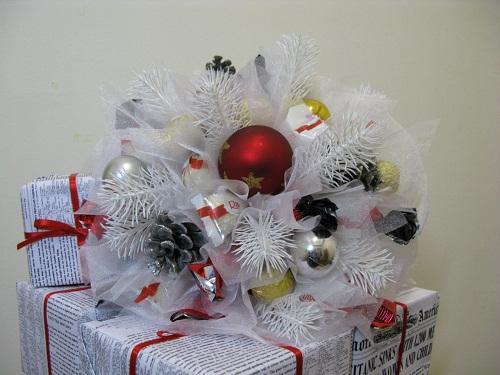 Подарки на новый год своими руками лучшей