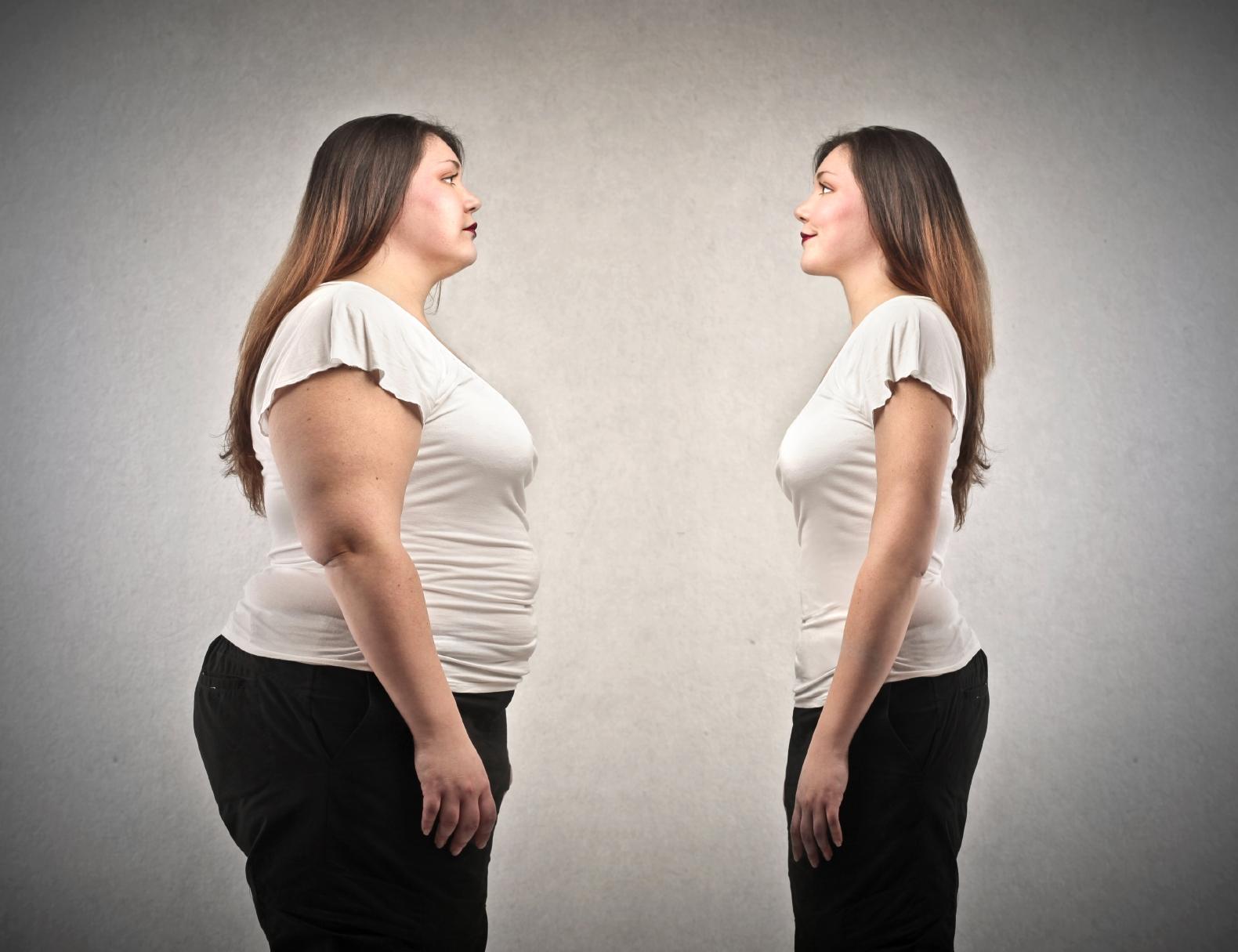 Причины похудения у девушки