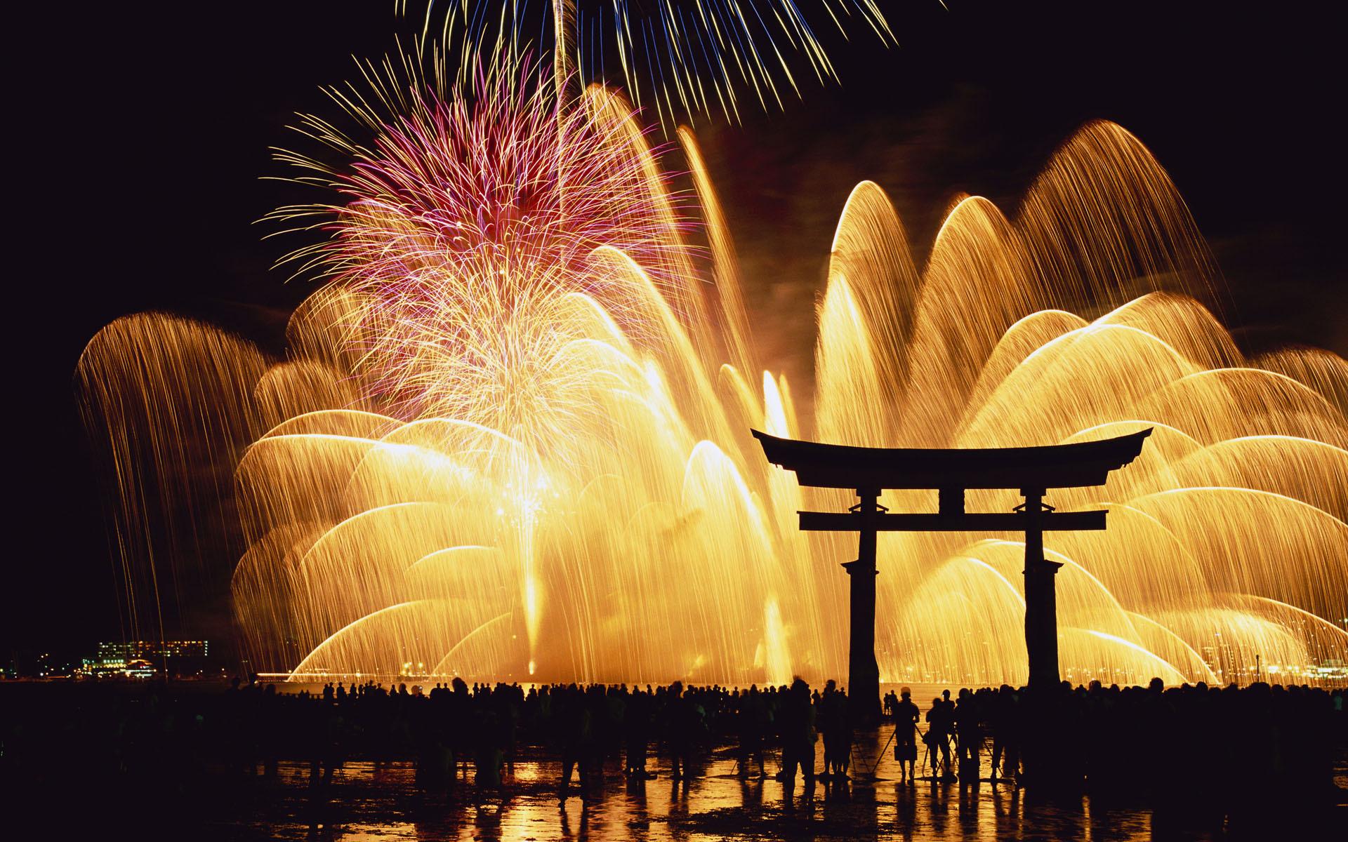 новый год 2016 в японии