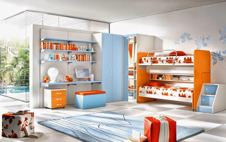современная комната для мальчика