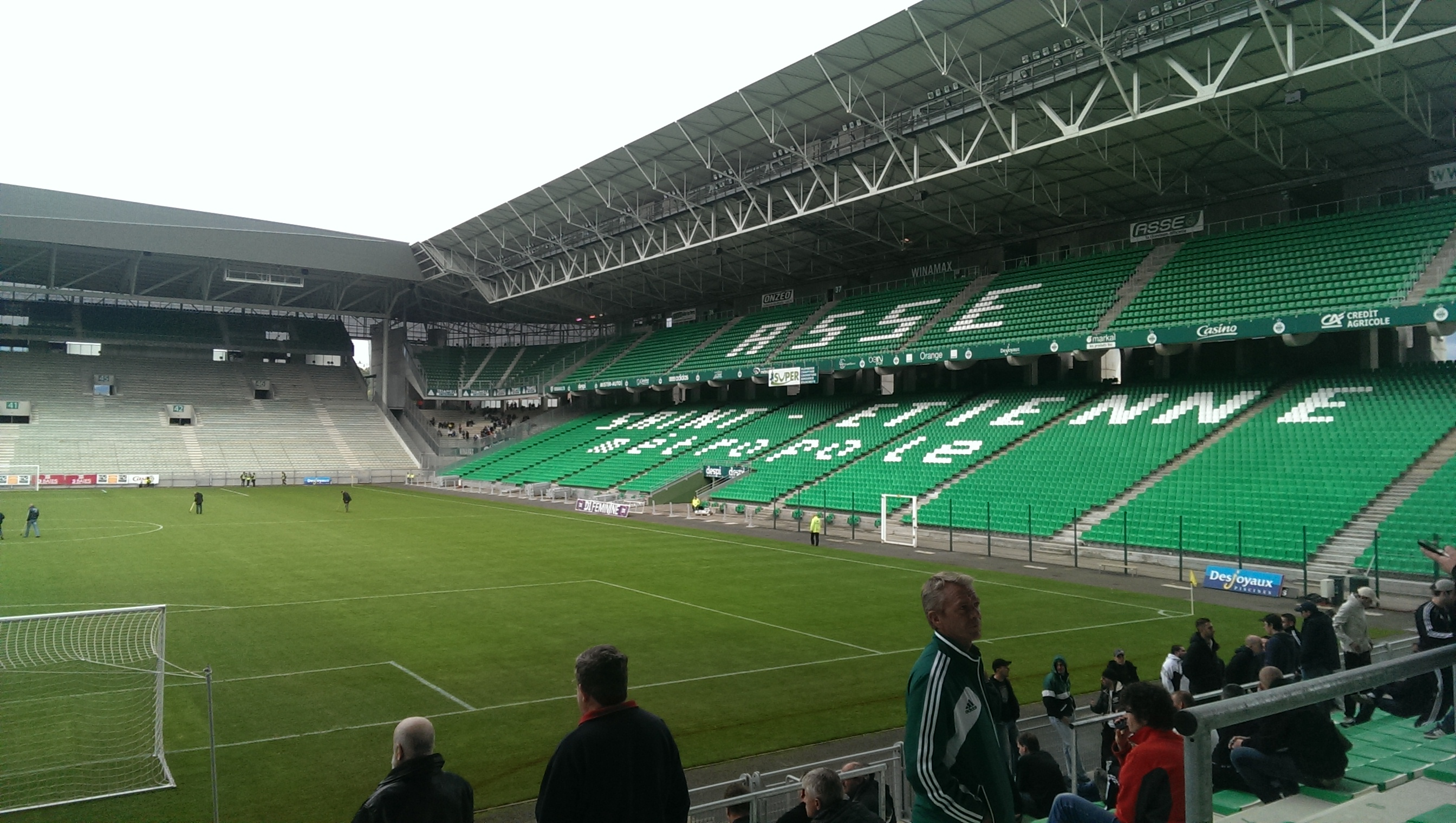 стадион Сент-Этьена