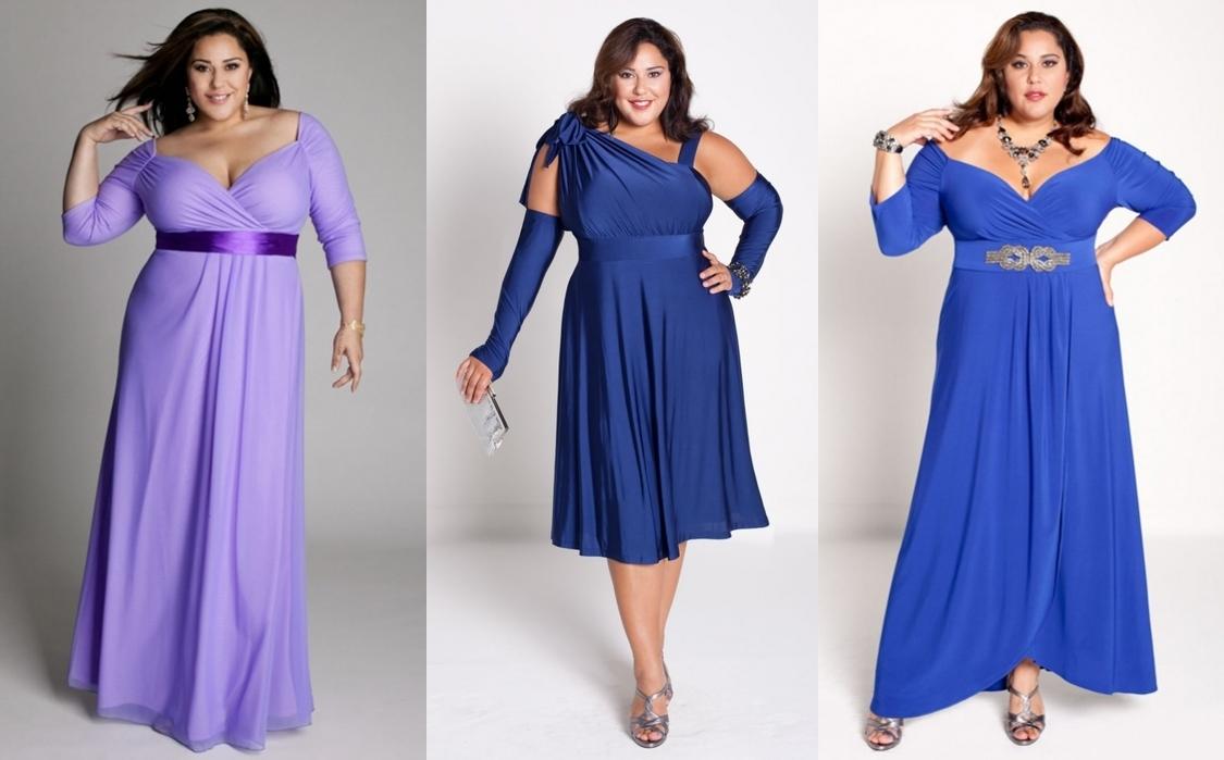 стильная одежда для полных женщин пышная красавица