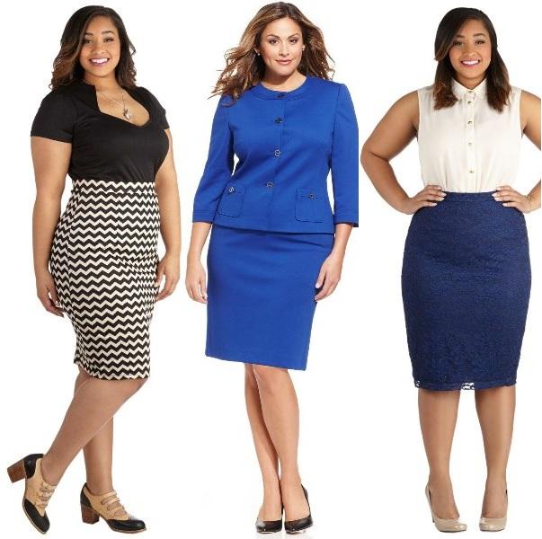одежда для женщин пышных форм