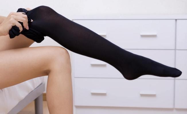 Лечебный трикотаж для ног