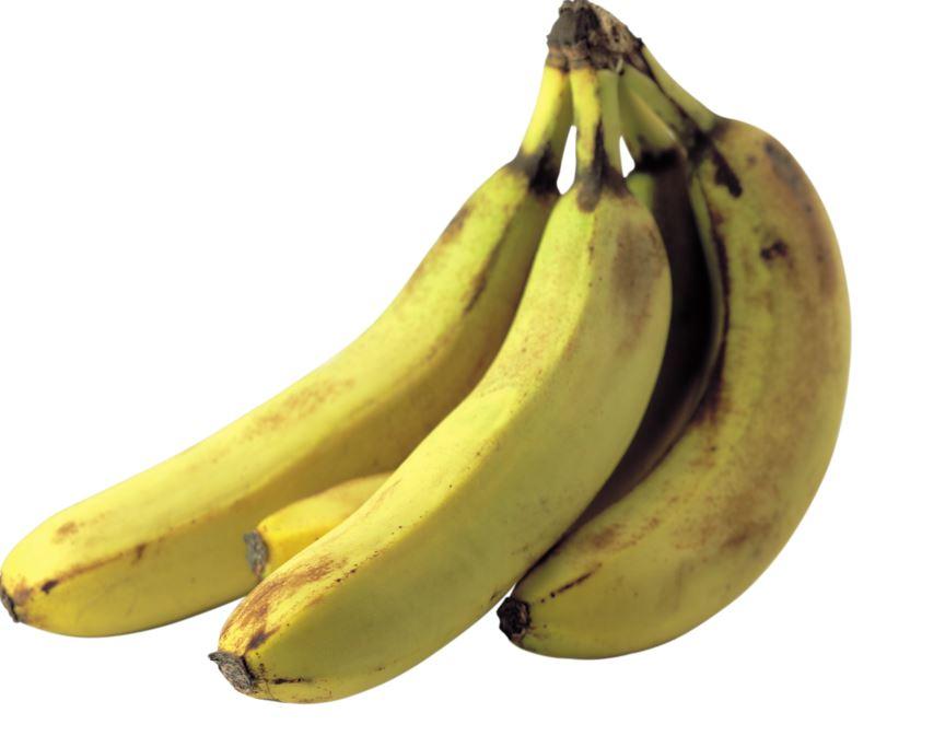 Бананы чернеют