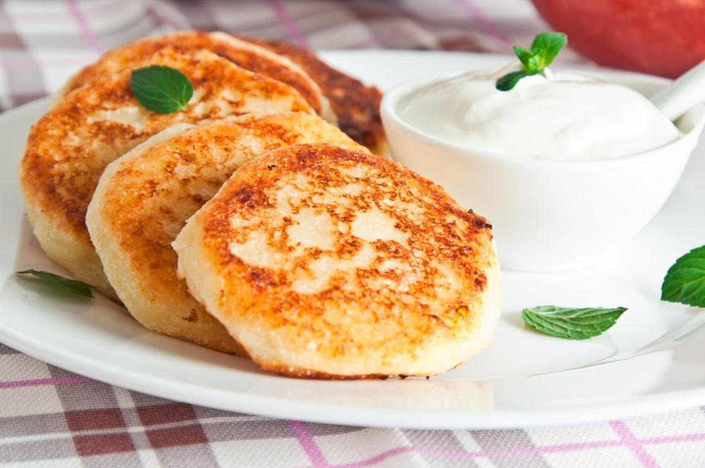 Сырники вкусно и просто