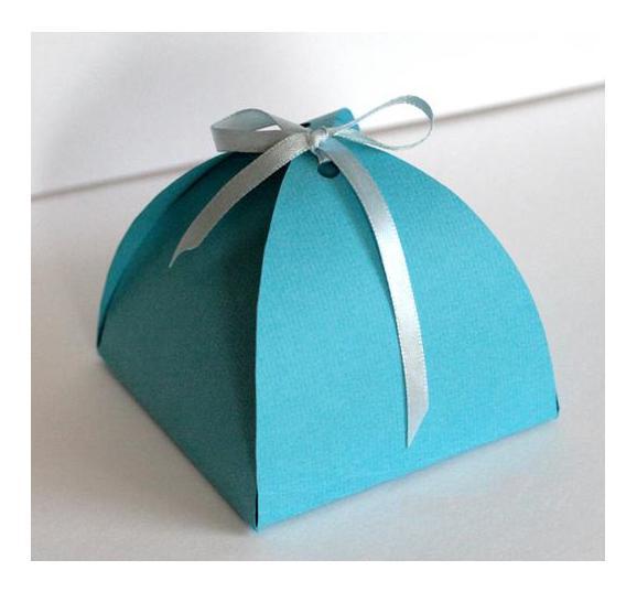 Круглая упаковка подарков своими руками 167
