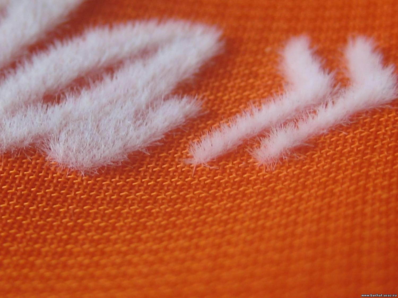 флок на текстиле