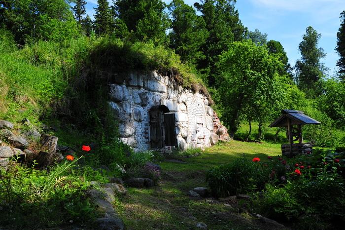 Ботанический сад, Соловки