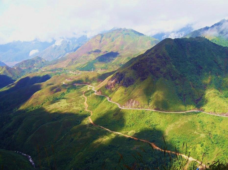 Перевал Трам Тон