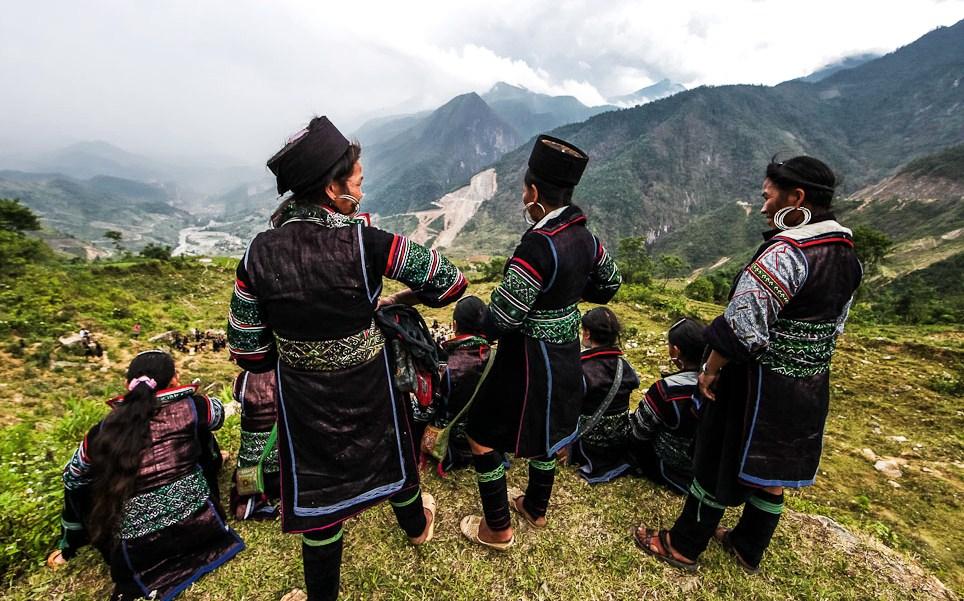 черные хмонги