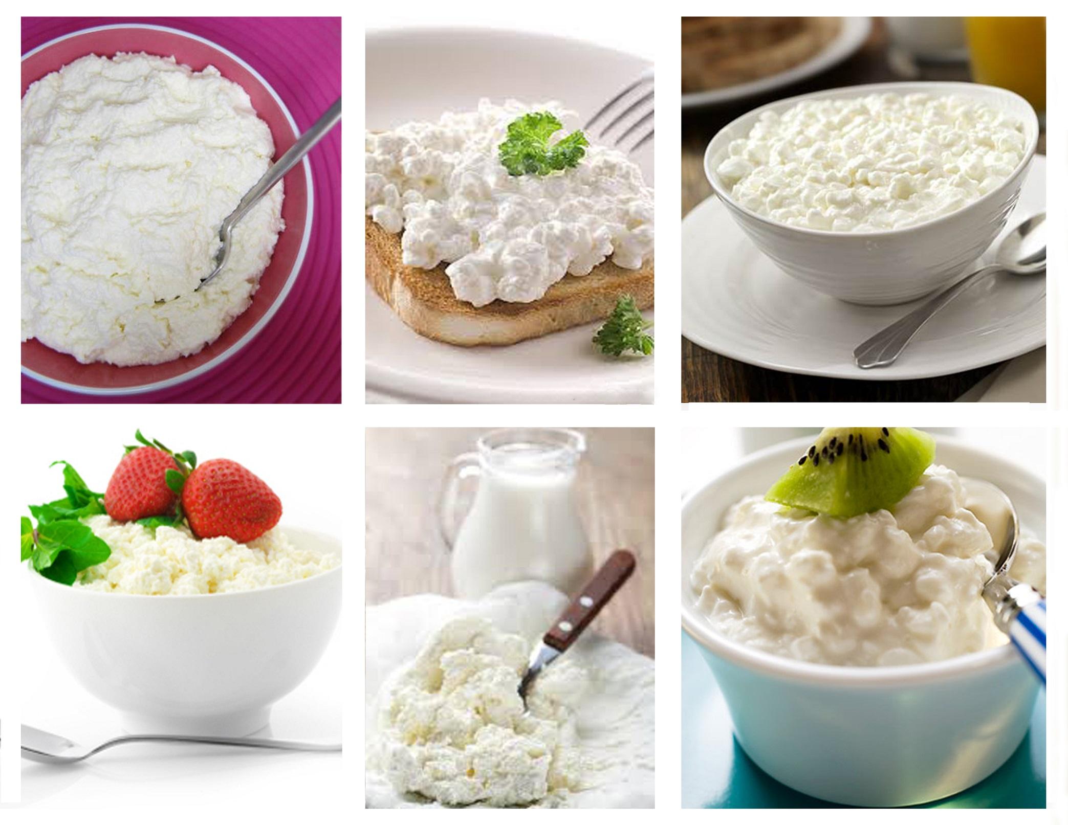 Творог обезжиренный диета