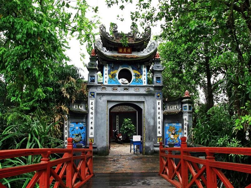 Храм Нефритовой горы
