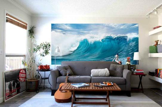 Фотообои с видом моря
