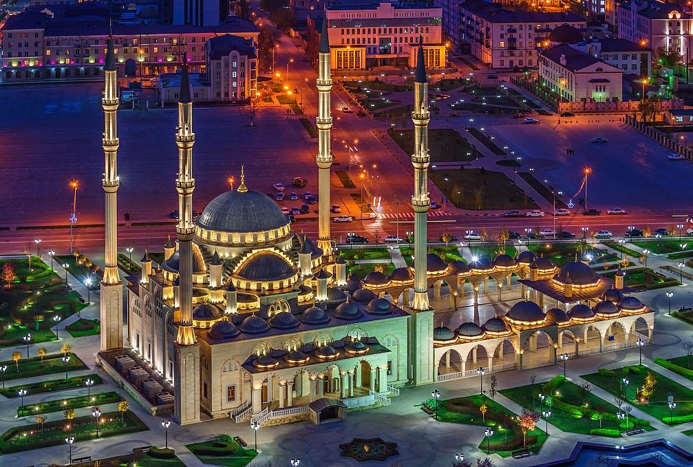 ночное Сердце Чечни