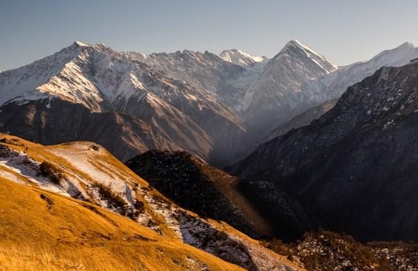 горы Чечни