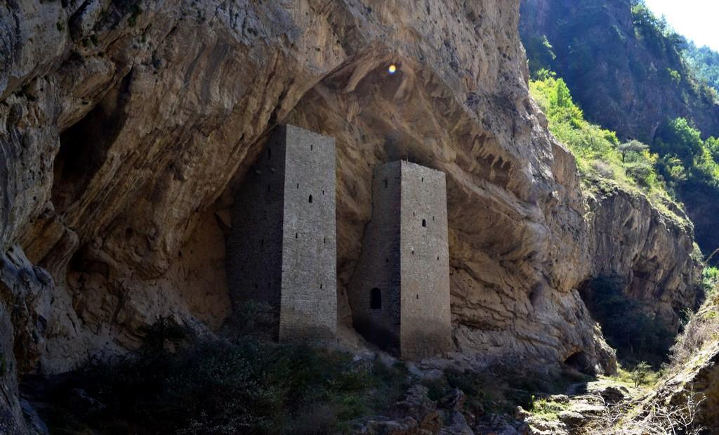 Ушкалойские башни