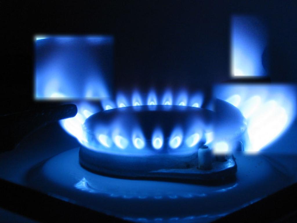 как из природного газа делают масло