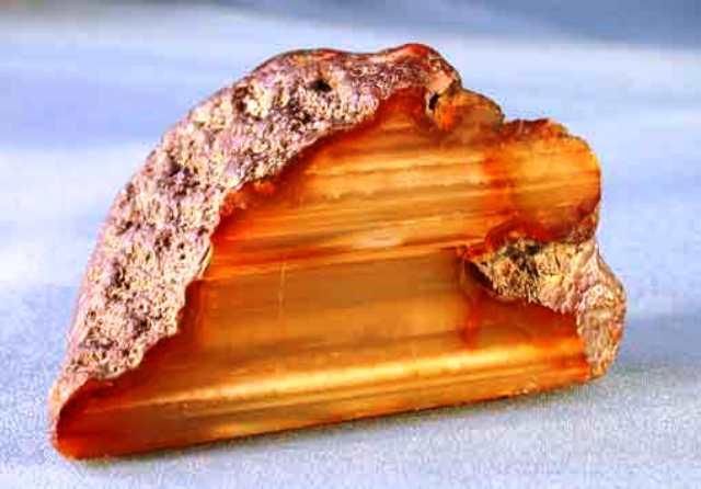 #Сердолик - камень для тельцов