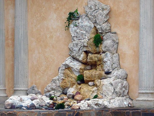 облицовочный искусственный камень