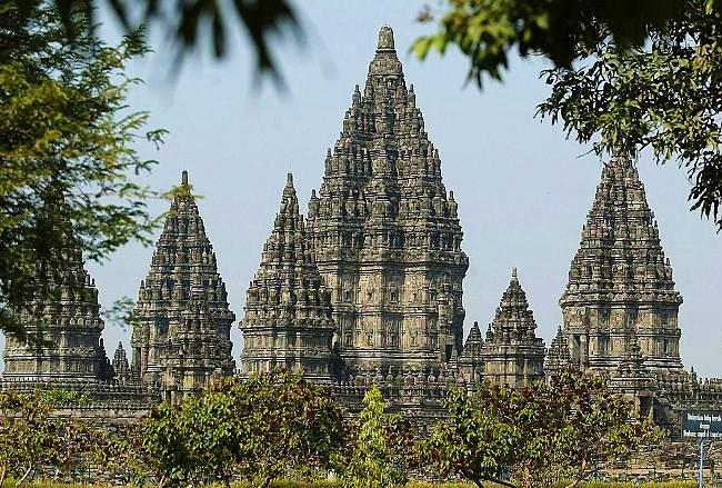 Temple complex Prambanan