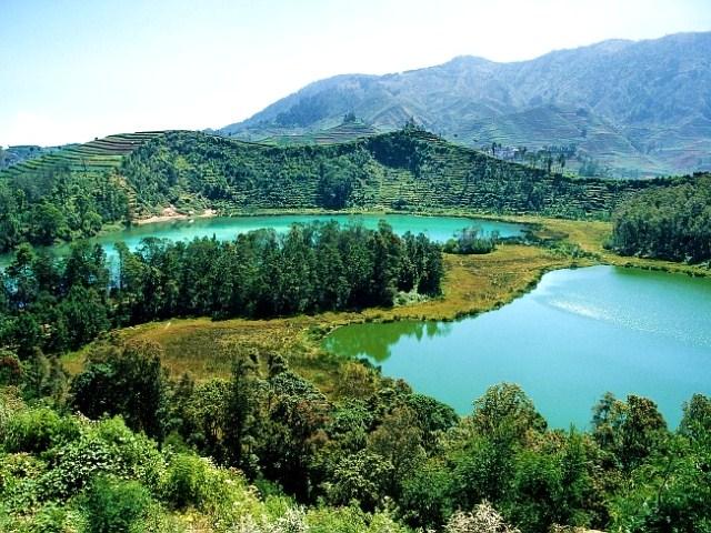 Lake Telaga Varna