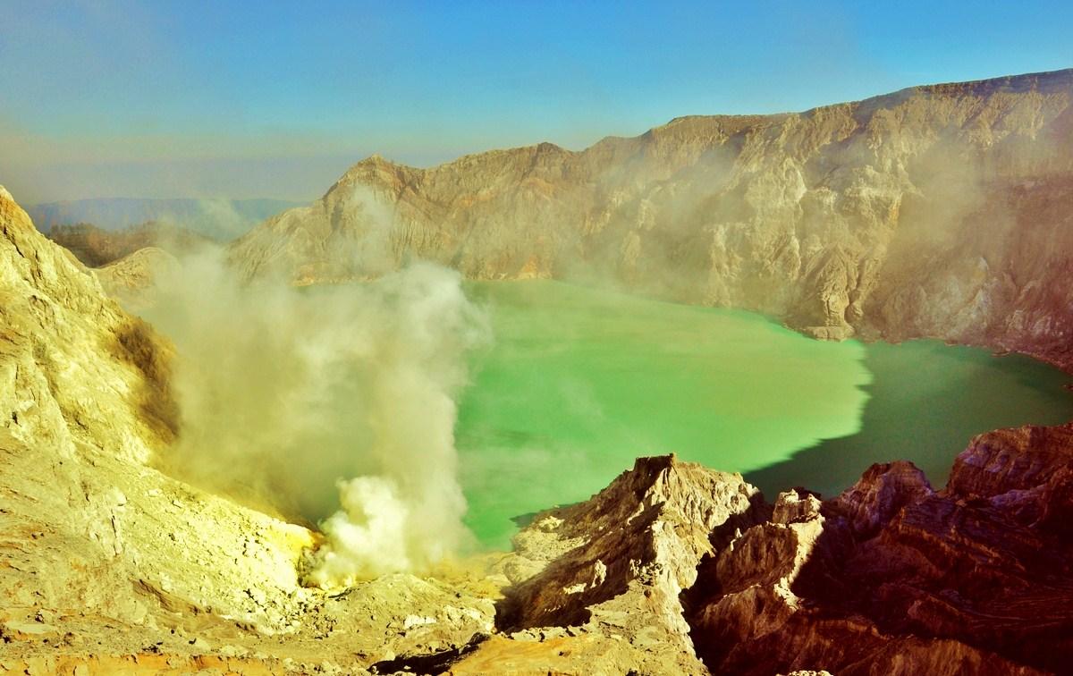 Volcano Kava Ijen