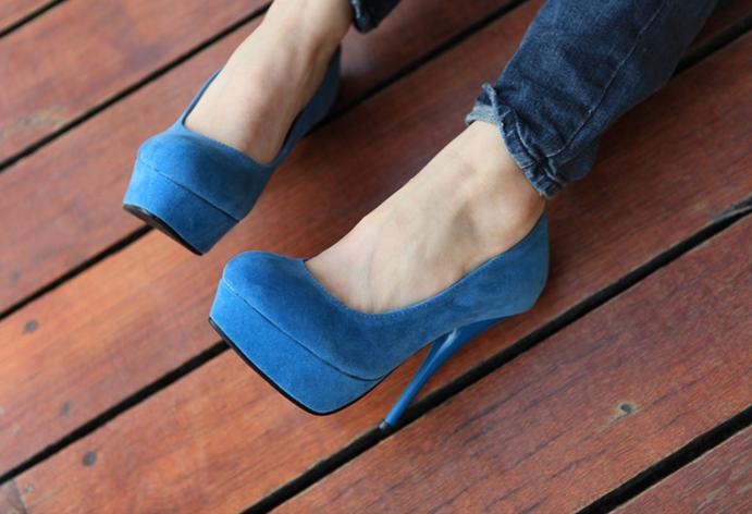 Итальянский туфли