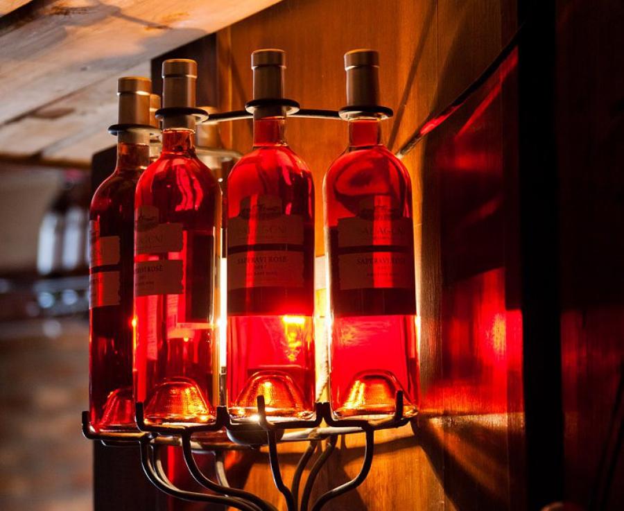 Бутылка для вина