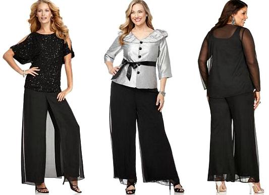 Фасоны брюк для женщин с широкими бедрами