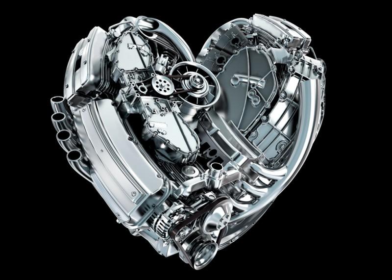 #мотор, #двигатель - сердце автомобиля