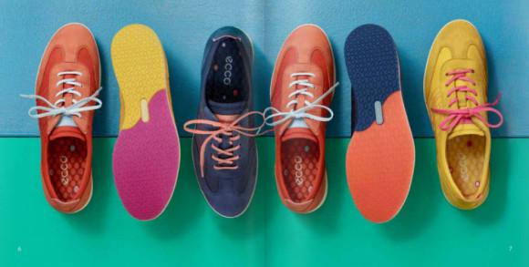 производство обуви, качественная обувь ECCO