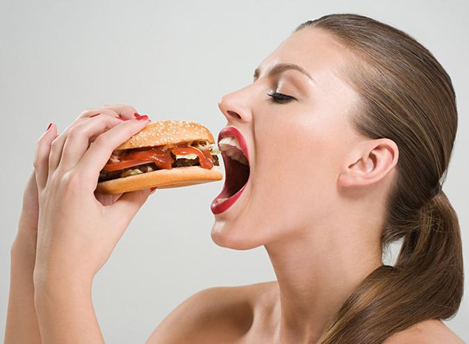 как питаться чтобы не худеть