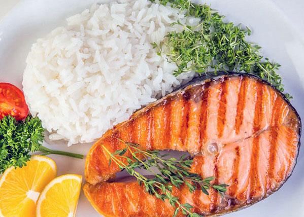 Гарнир к жареной рыбе рецепт