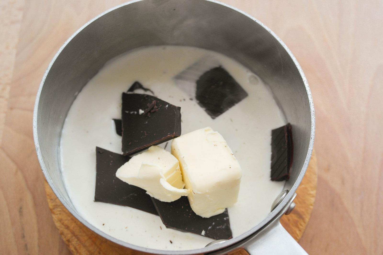 шоколадные кексы рецепт с фото
