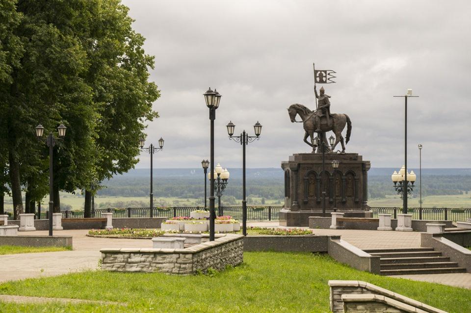 парк пушкина владимир