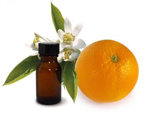 аллергия на апельсиновое масло